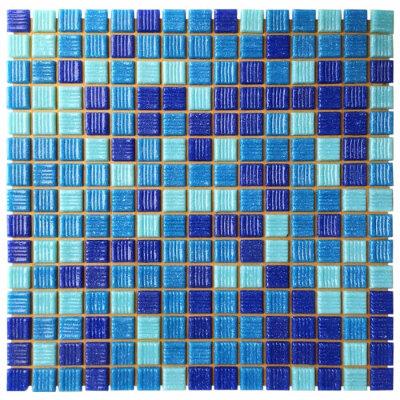 Мозаика стеклянная для бассейна Aquaviva YF-MSL47