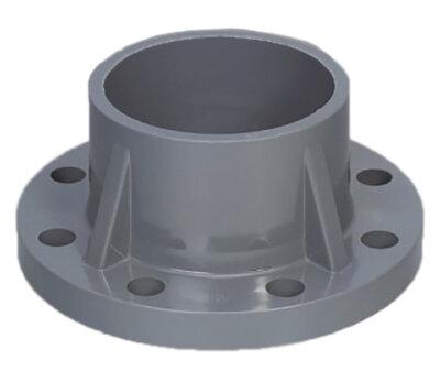 Фланцевое соединение ПВХ 1,0 МПа d.90мм, US015090