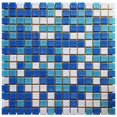 Мозаика стеклянная для бассейна Aquaviva YF-MSLM04