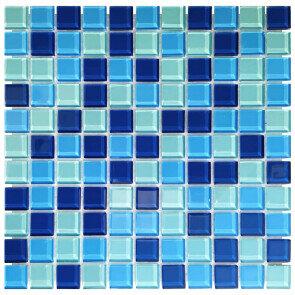 Мозаика стеклянная Aquaviva Сristall YF-810