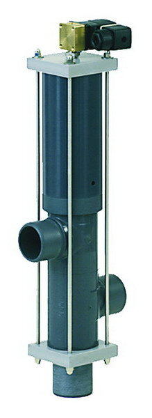 Вентиль автоматический 3-х поз. DN 80/d. 90 мм, с электромагн. кл-ном 230 В Besgo