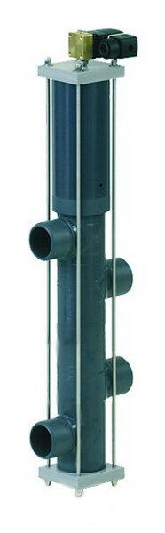 Вентиль автоматический 4-х поз. DN 40/d.50 мм, с электромагн. кл-ном 230 В Besgo
