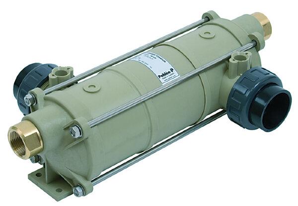 Теплообменник Pahlen HI-TEMP 40 кВт, титановая спираль