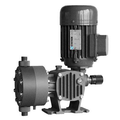 Мембранный дозир. насос Etatron ST-D CA 123/6, 400/3/50, 0,18 кВт