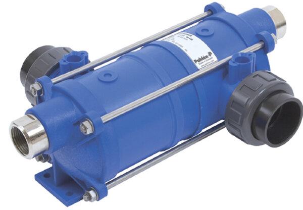 Теплообменник Pahlen HI-TEMP 40 кВт