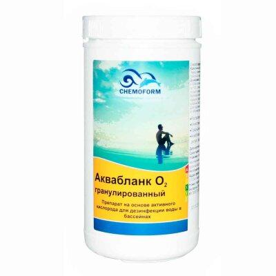 Аквабланк О2 в гранулах 1 кг, Chemoform