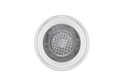 Светильник встраиваемый 50Вт/12В для гидромассажных ванн, нерж.сталь AISI-316, кабель 2,5м
