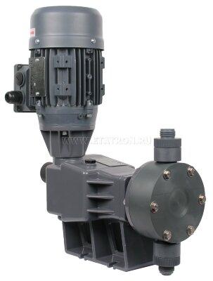 Насос дозир. мембранный D-BA 158/8, 400/3/50, 0,25 кВт