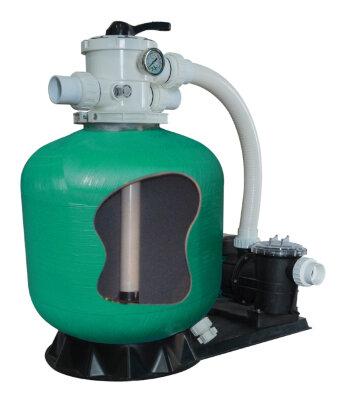 Моноблок Д.350мм, 5 м3/час (фильтр EPW350+ насос STP35) POOL KING /EBW350/
