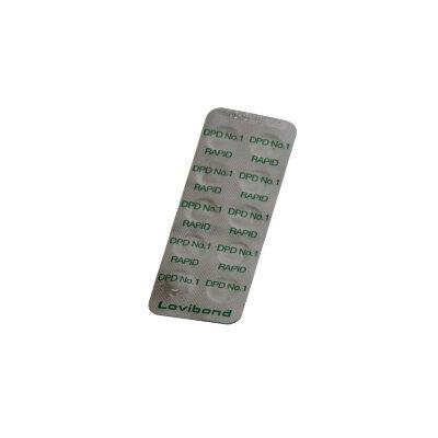 Таблетки для фотометра DPD 1 10 шт, Lovibond