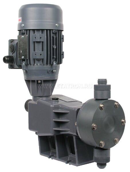 Насос дозир. мембранный D-BA 478/3, 400/3/50, 0,37 кВт