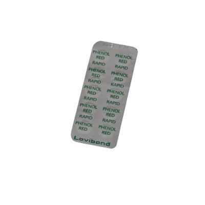 Таблетки для фотометра Phenol Red 10 шт, Lovibond