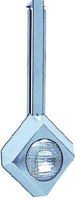 Светильник навесной Pahlen 300Вт/12В, нерж.сталь AISI-316, кабель 2,5м