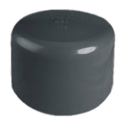 Заглушка ПВХ 1,0 МПа d_225мм