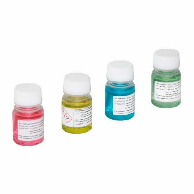 Калибровочный раствор pH 4, 55 мл, Etatron