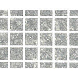 """Пленка ПВХ 1,65х25,00м """"Haogenplast Matrix"""",  Silver-3D, мозаика серебрянная -3D"""
