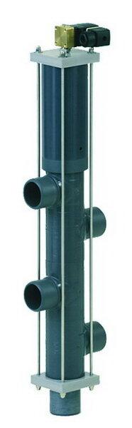 Вентиль автоматический 5-ти поз. DN 50/d.63 мм, 230 мм, с электромагн. кл-ном 230 В Besgo