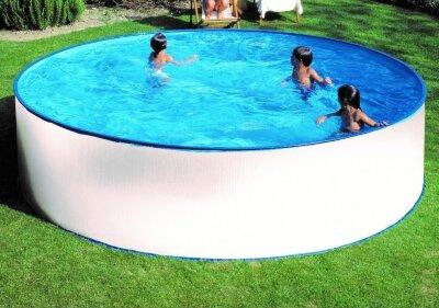 Бассейн круглый Summer Fun  ( 4,00 х 1,20) /4501010024EB