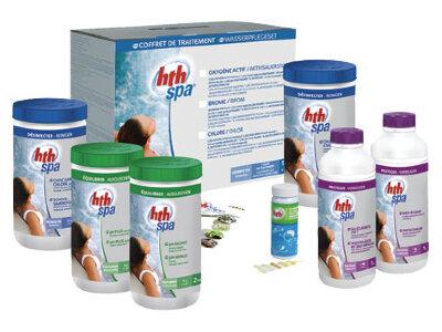 Набор для обработки бромом для спа, HTH SPA