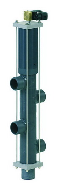 Вентиль автоматический 5-ти поз. DN 80/90 мм, 300 мм, с электромагн. кл-ном 230 В Besgo
