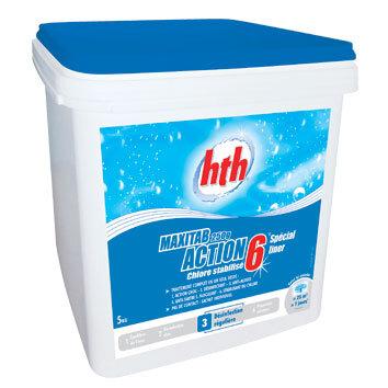 Двухслойные таблетки MAXITAB ACTION 6 1 кг, HTH
