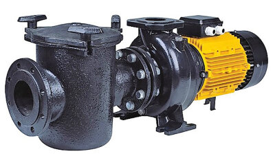 Насос CFRP с префильтром чугунный 92 м3/час, 380В, 5,5кВт P-King