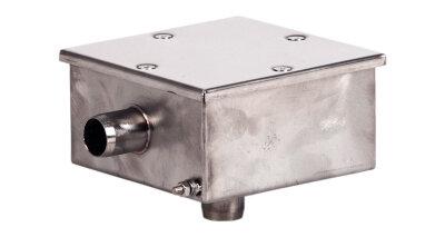 Коробка распаячная нерж.сталь AISI-304 110х110х50