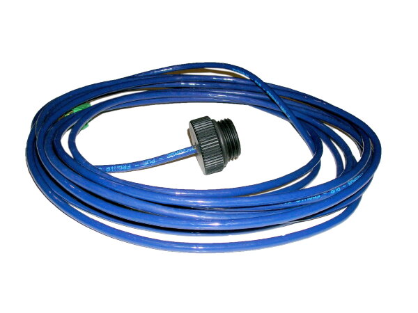 Датчик температуры  PT100, ПВХ с кабелем 5 м, Etatron
