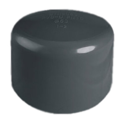 Заглушка ПВХ 1,0 МПа d_200мм