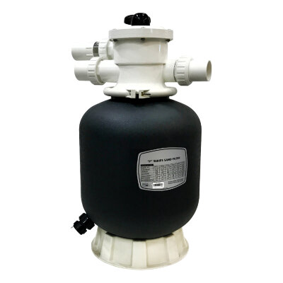 Фильтр P400 (6,12m3/h, 400mm, 35kg, верх)