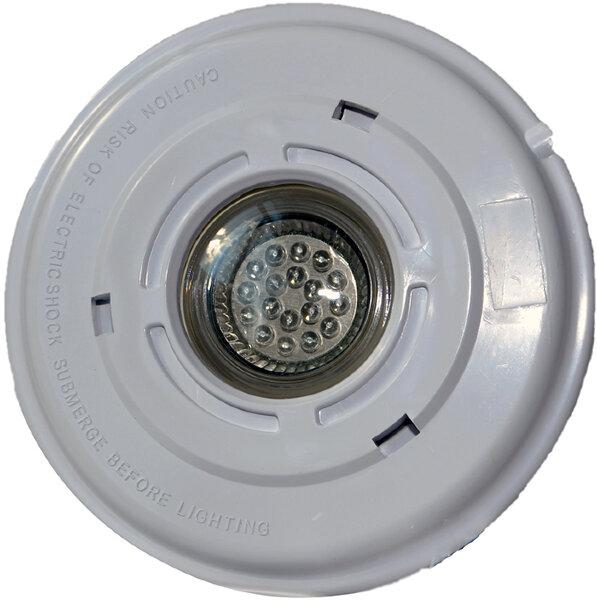 Подводный светильник PA01810N, LED, ABS, RGB1,5Вт универсальн.,с закл.