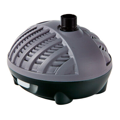 Фонтанный насос для пруда SMARTLINE HSP2500-00 2500 л/ч (4 фонтанные насадки в компл.) Heissner