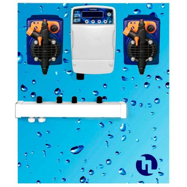 Станция дозации Pool Guard Mini pH/Rx Panel, Etatron