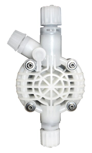 Головка насоса DLX 1-15 л/ч (eONE 20-30), PVDF, CER, DUTRAL/SCP8006861