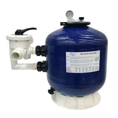 Фильтр S700 (19,5m3/h, 710mm, 210kg, 50mm, бок)