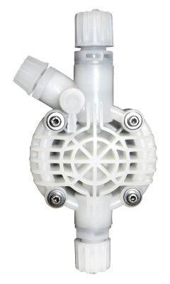 Головка насоса DLX 1-15 л/ч (eONE 20-30), PVDF, CER, VITON /SCP8006851