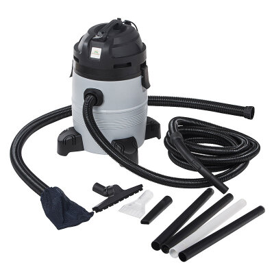 Полуавтоматический пылесос для пруда Heissner F635N-00-Basic, до 5 м3