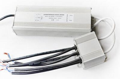 Трансформатор 100Вт/12В для 6-х белых светодиодных свет. 15(12)Вт типа TLOP