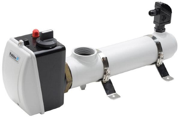 Водонагреватель Pahlen  6кВт с датчиком давления, термостатом, реле перегрева,220/380V