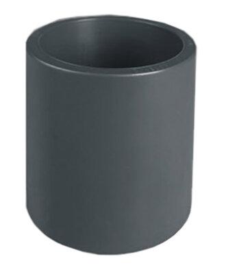 Муфта ПВХ 1,0 МПа d.40мм