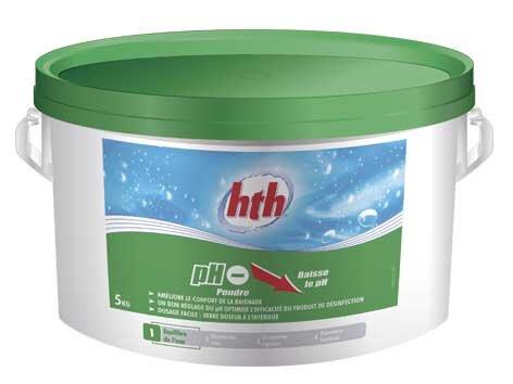 pH минус 45 кг, HTH