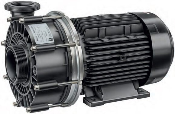 """Насос """"BADU 21-60/44 G"""" без префильтра 50 м3/ч, 2,7 кВт, 380 В"""