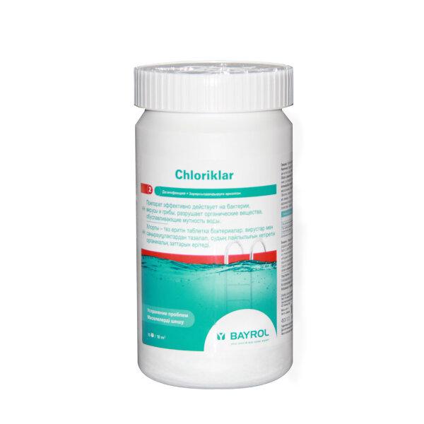 Хлориклар (Chloriclar) 1 кг, быстрорастворимые таблетки по 20 гр