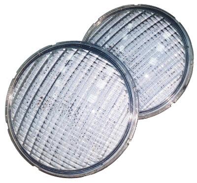 Лампа светодиодная белого св. PAR56, 324 светодиода, 24 Вт, 12В AC, Pool King