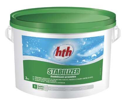Стабилизатор хлора 3 кг, HTH