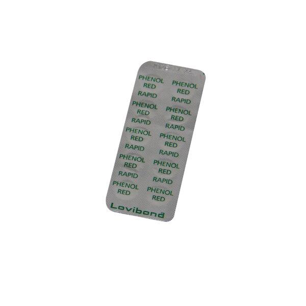 Таблетки для тестера Phenol Red 10 шт, Lovibond