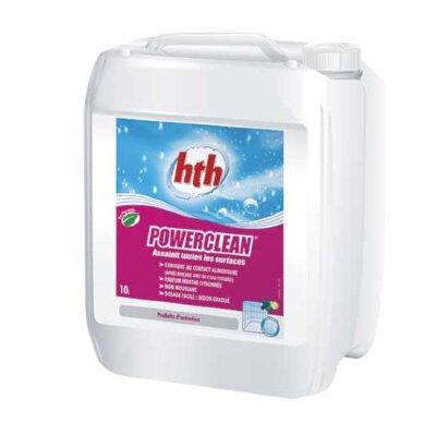 Бактерицидный обезжириватель для помещений 10 л, HTH POWERCLEAN