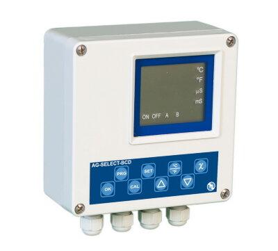 Анализатор жидкости, серии AG SELECT BCD, 240V