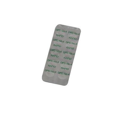 Таблетки для байроклартестера DPD 4 + Phenol Red 60 шт, Bayrol