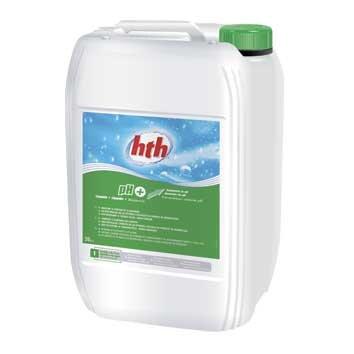 pH плюс жидкий 20 л (26 кг), HTH